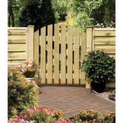 Trellis Brackets Small Domed Ledged And Braced Wooden Path Gate Click4garden