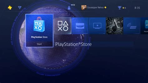 ps4 themes with sound ps4 gets awesome themes showing earth from space with real