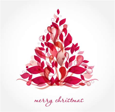 christmas designs abstract design christmas tree vector art free vector
