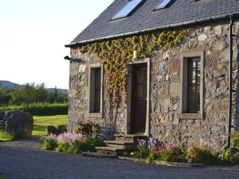 Cottages In Perthshire by Puddockwells Peaceful Cosy Cottage In Beautiful