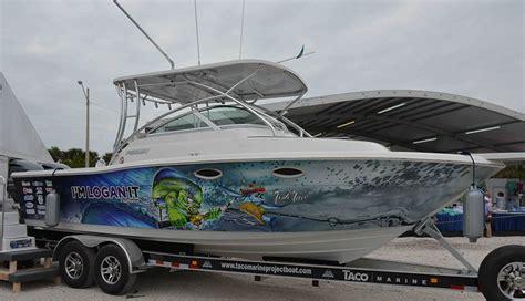 fort lauderdale boat show raffle florida sport fishing journal online television