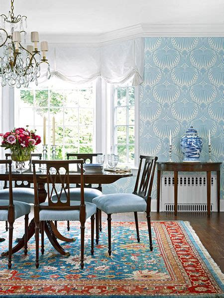 inspiring photos of blue dining rooms decozilla