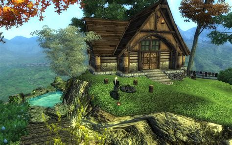 Mod Cabin by Serene Cabin At Oblivion Nexus Mods And Community
