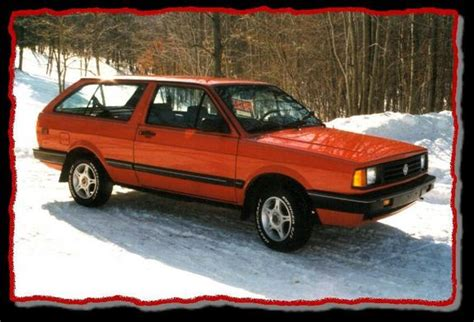 volkswagen fox 1989 radioflyer89 1989 volkswagen fox specs photos