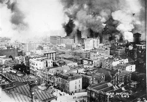 earthquake of 1906 remembering the great earthquake of april 18 1906