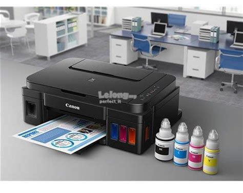 Printer Canon G2000 canon 174 pixma g2000 color refillable end 12 5 2017 7 15 pm