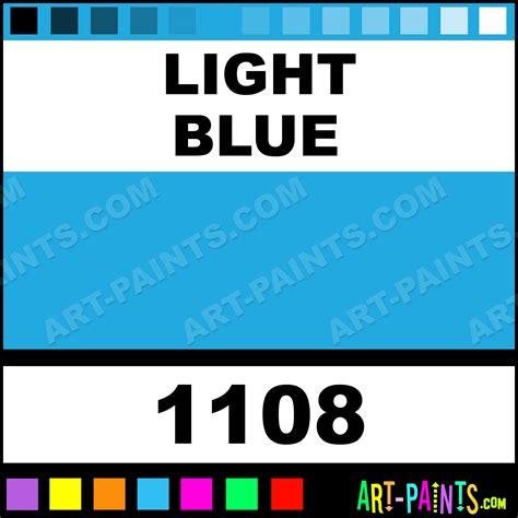 light blue acrylic paint light blue model acrylic paints 1108 light blue paint
