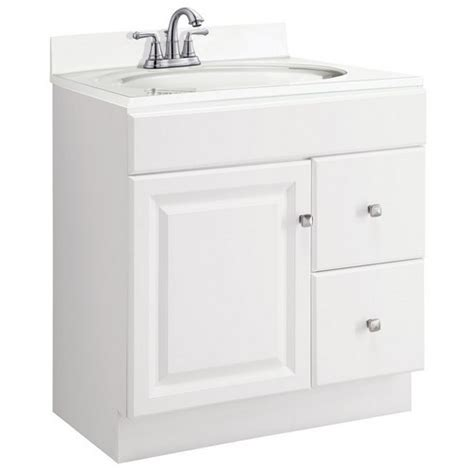 design house wyndham vanity design house 545061 wyndham white semi gloss vanity