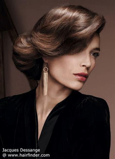 peinados para fiestas elegantes de noche peinados de noche para fiestas elegantes