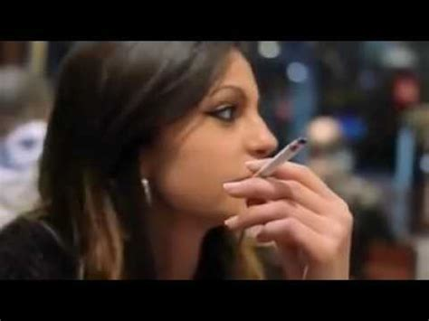 beautiful video most beautiful smoking girl enjoying smoke youtube