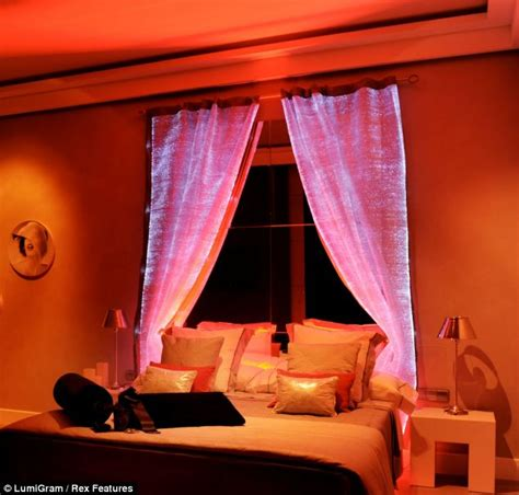light up curtains the 163 320 bedspread that lights up in the dark but