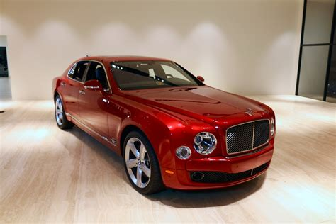 red bentley mulsanne 2016 bentley mulsanne speed stock 6nc001918 for sale
