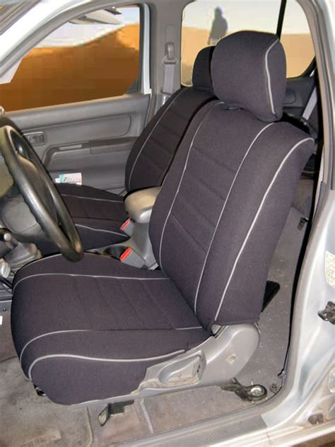 nissan frontier seat covers forum pic request coverking seat covers installed any vehicle