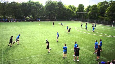 backyard frisbee games final of the 2014 belgian ultimate frisbee outdoor