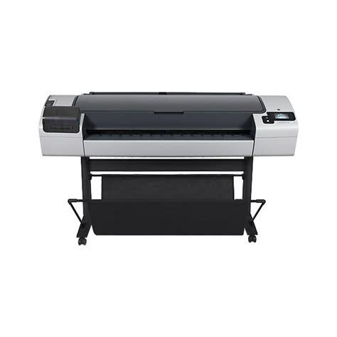 hp designjet t795 eprinter cr649c large format printer