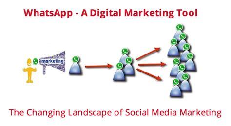 tutorial whatsapp marketing whatsapp as a marketing tool