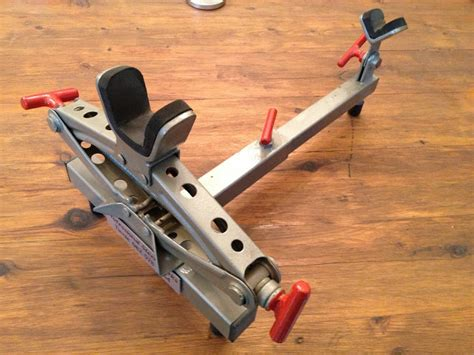 diy bench rest for target shooting bench rest plans