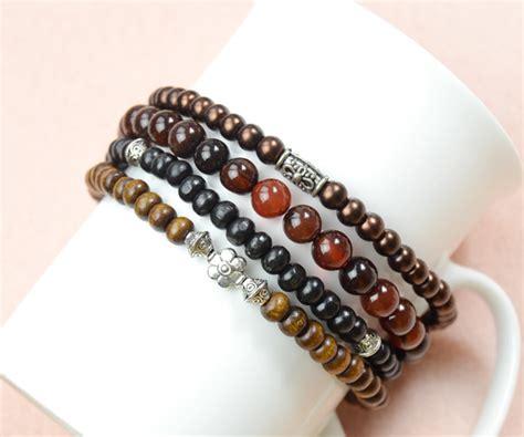how to make cool bead bracelets how to make multistrand cool beaded bracelet for