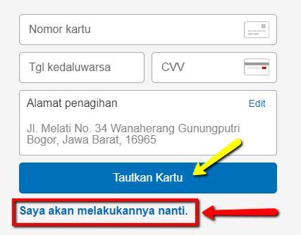 membuat paypal dengan rekening bank mandiri cara membuat akun paypal rekening bank virtual kumpulan
