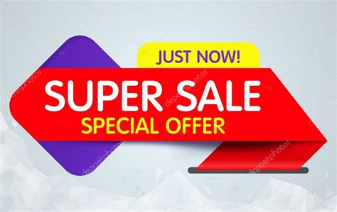 design banner discount super sale banner design you can use for super sale