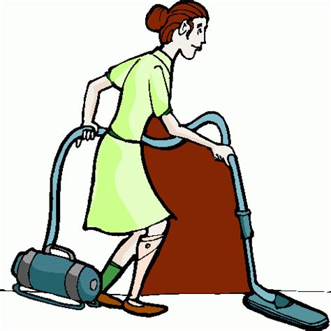 Interior Room house cleaning services clipart 51