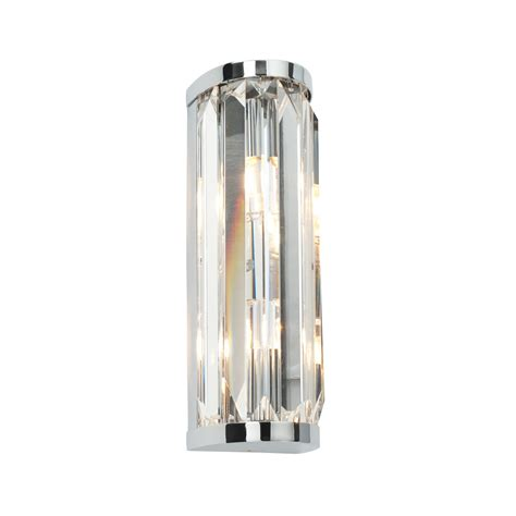 bathroom wall lights uk endon 39629 2 light bathroom wall light in chrome