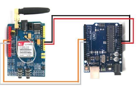 tutorial arduino gprs sim900 gsm gprs shield con arduino uno arduino