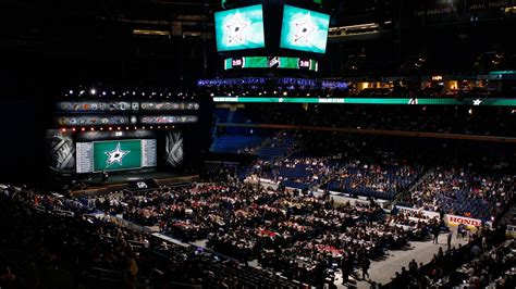 nhl draft on the prize