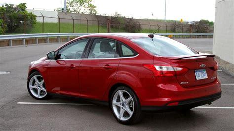 2012 titanium ford focus 2012 ford focus titanium sedan an autoweek drivers log