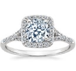 1 Carat Cushion Cut Price 1 00 Carat Center Cushion Cut Halo Engagement Ring