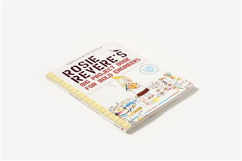 libro rosie reveres big project rosie revere s big project book for bold engineers paperback abrams