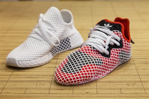 adidas originals unveils   deerupt shoe surface