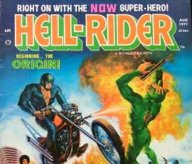 ghost fleet the whole goddamned thing books retrospace comic books 20 hell rider