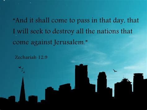in days to come a new for israel books quot and it shall come to pass in that day that i will seek