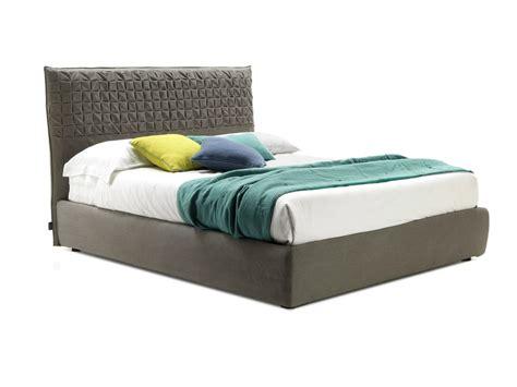 Big Headboard by Fabric Bed With High Headboard Sheen Big By Bolzan