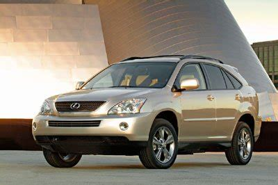 how do cars engines work 2007 lexus rx transmission control 2007 lexus rx 400h 2007 hybrid car pictures howstuffworks