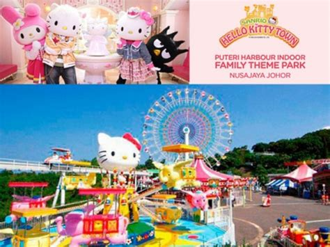 theme park list malaysia there is a hello kitty kingdom in japan discovering the