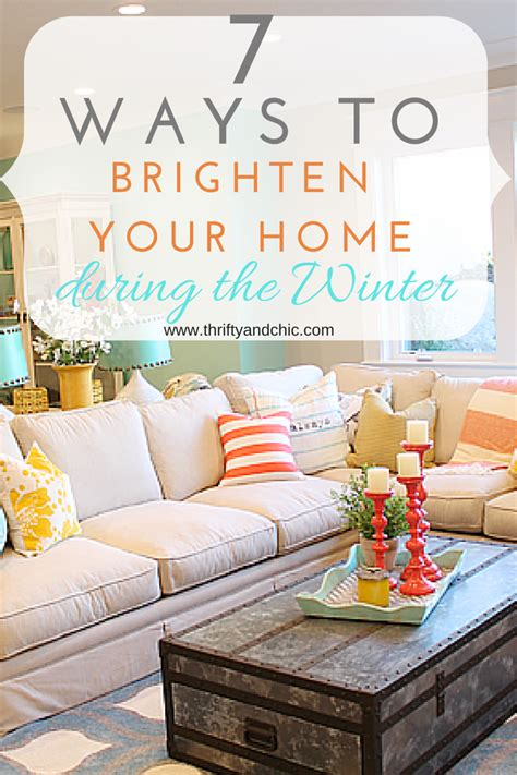 7 Ways To Brighten Your House With Lighting by Thrifty And Chic Diy Projects And Home Decor