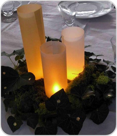 Créer un centre de table facilement avec nos bougies led