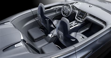 volvo cars news volvo concept coupe officially revealed