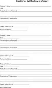 Customer Call Sheet Template by Best Photos Of Daily Call Sheet Template Sales Call