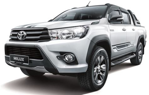 Fortuner J 872 Light Blue toyota hilux 2 4g limited edition bits on white