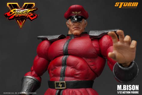 m bison figure fighter v m bison figure by collectibles