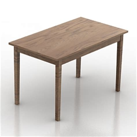 table l 3d model free 3d quot furniture bulo carte blanche tables quot interior