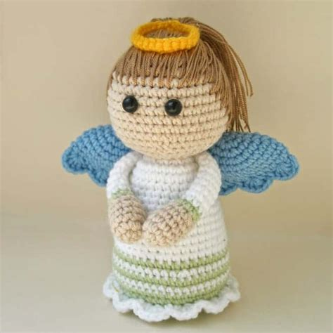 free patterns angel crochet lovely angel crochet pattern amigurumi today