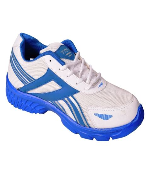 trv sports shoes trv white running shoes buy trv white running shoes
