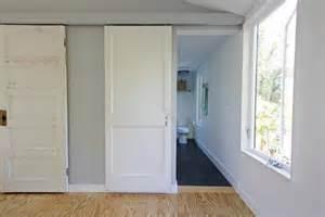 decor sliding door bathroom