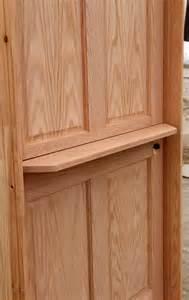 Interior Dutch Doors Interior Dutch Door With Shelf