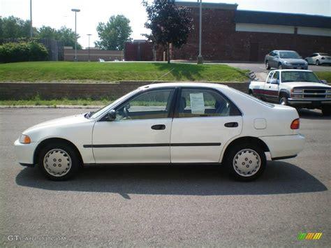 1995 honda civic colors 1995 white honda civic lx sedan 12796279 photo 7
