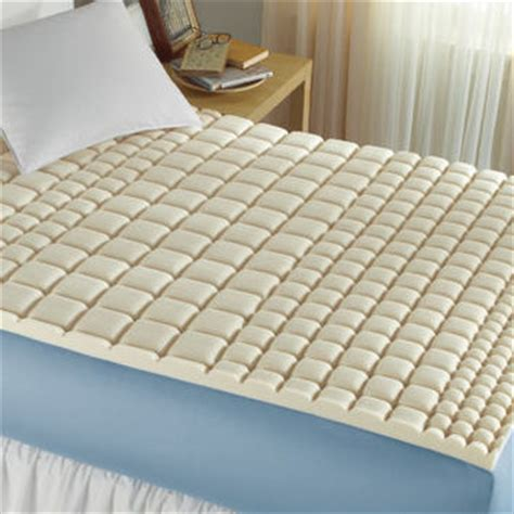 Isotonic Mattress Topper by Isotonic 174 Structure Memory Foam Mattress From Jcpenney